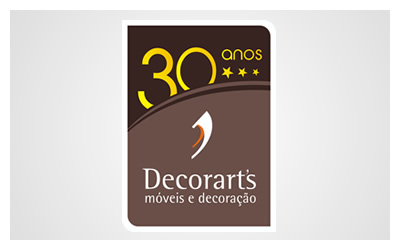 Identidade visual Decorart's